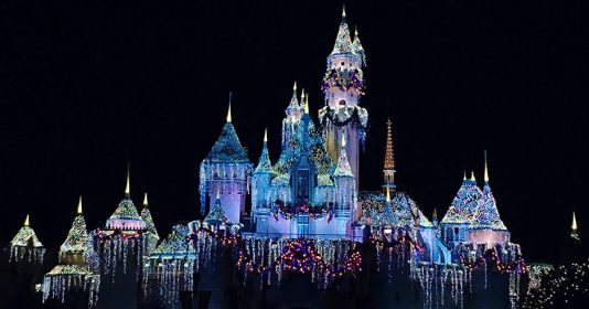 Holidays at Disneyland® Resort!