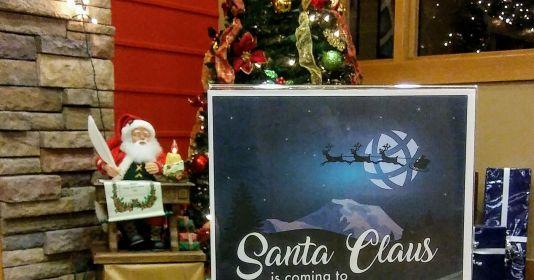 Santa is coming to GlobalCDA!