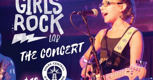 Girls Rock Lab Concert