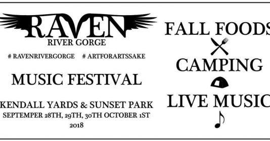 Raven River Gorge Music Festival