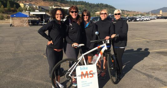 Bike MS - Cycle the Silver Valley 2018